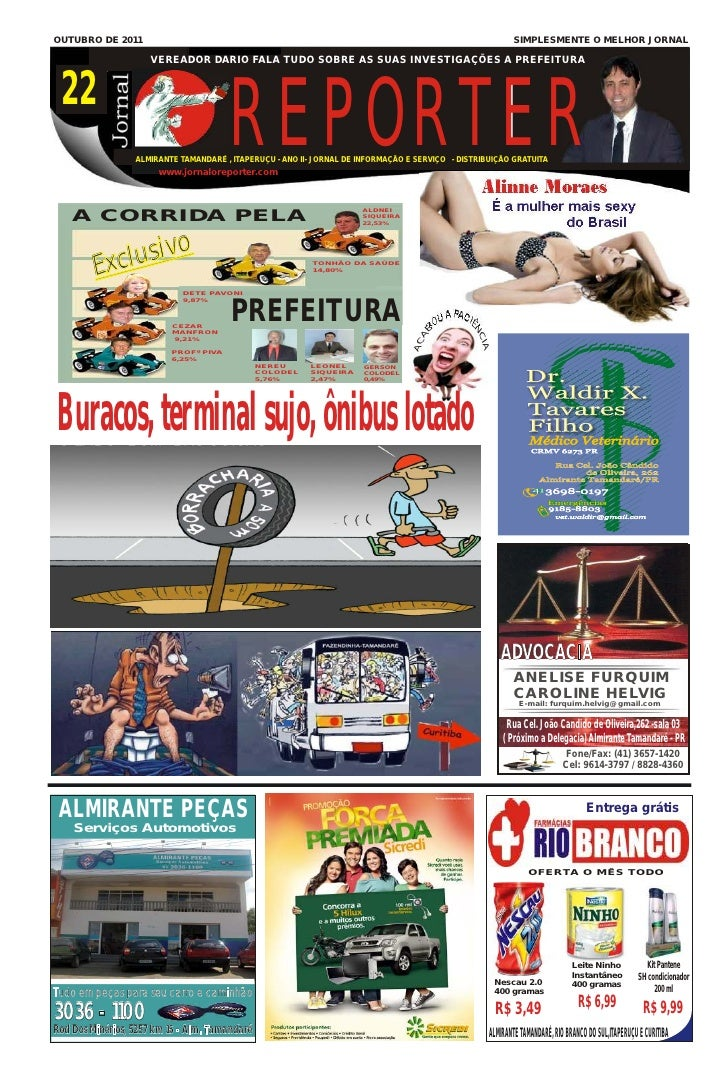 JORNAL O REPORTER 22