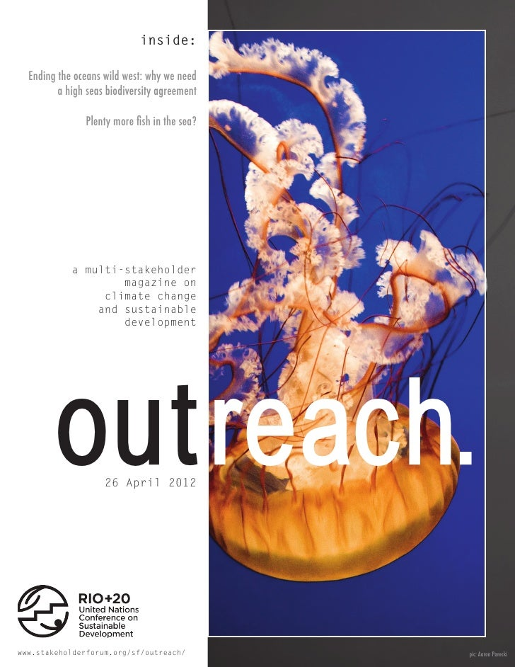 Outreach Magazine: April/May UN meetings day 4