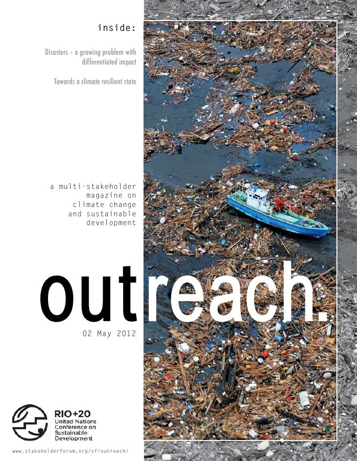 Outreach Magazine: May UN meetings day 8