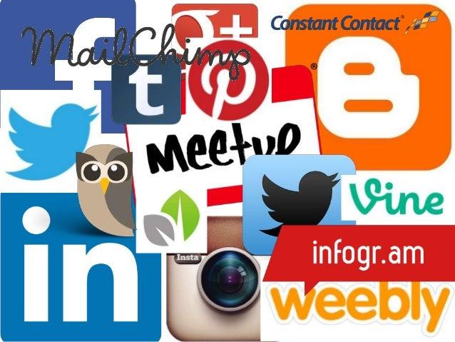 Outreach through social media & beyond