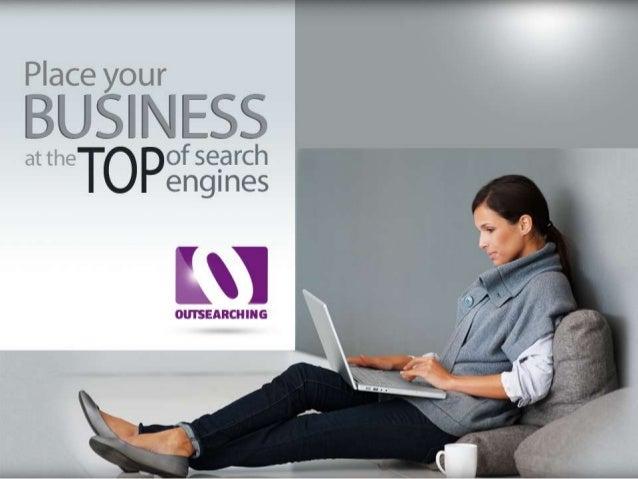 OutSearching presentation SEM