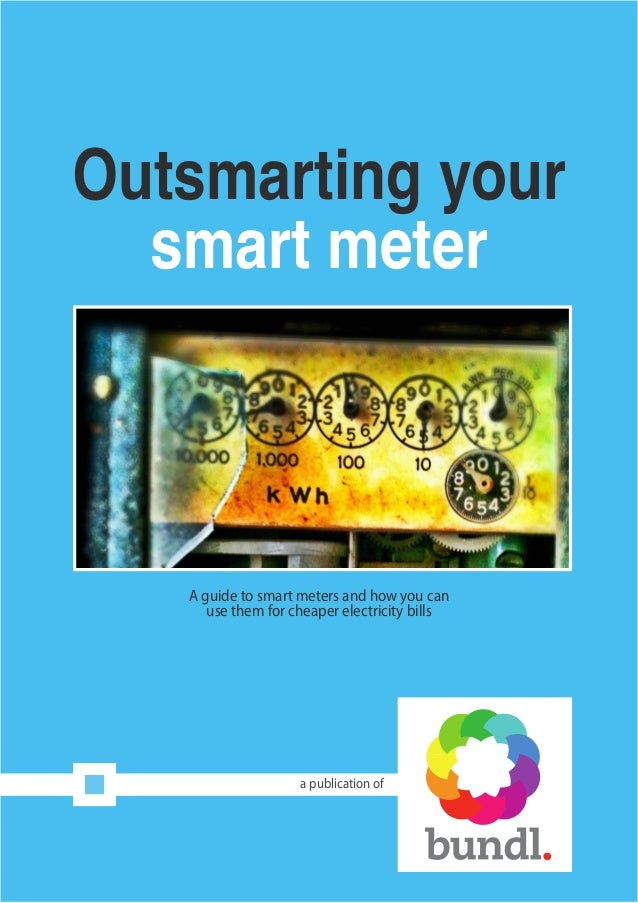 Outsmarting your smart meter ebook