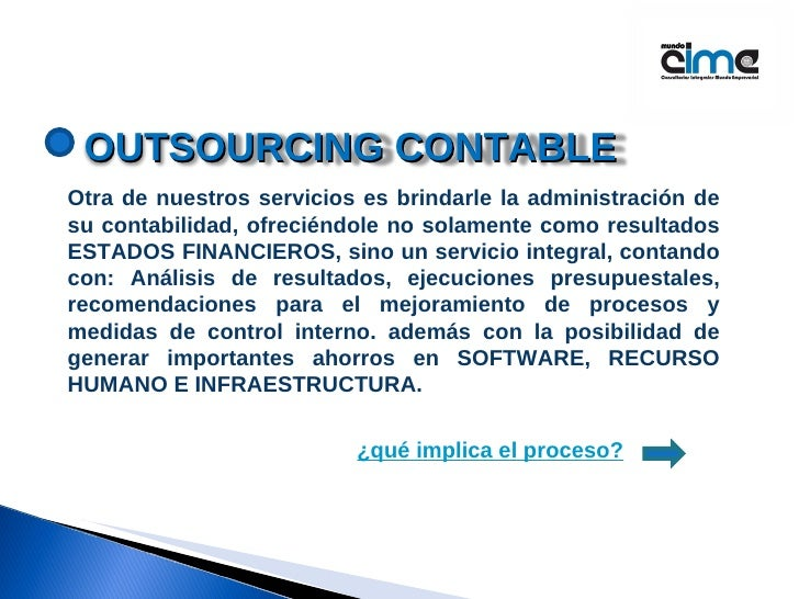 Otra de nuestros servicios es brindarle la administración de su contabilidad, ofreciéndole no solamente como resultados ES...