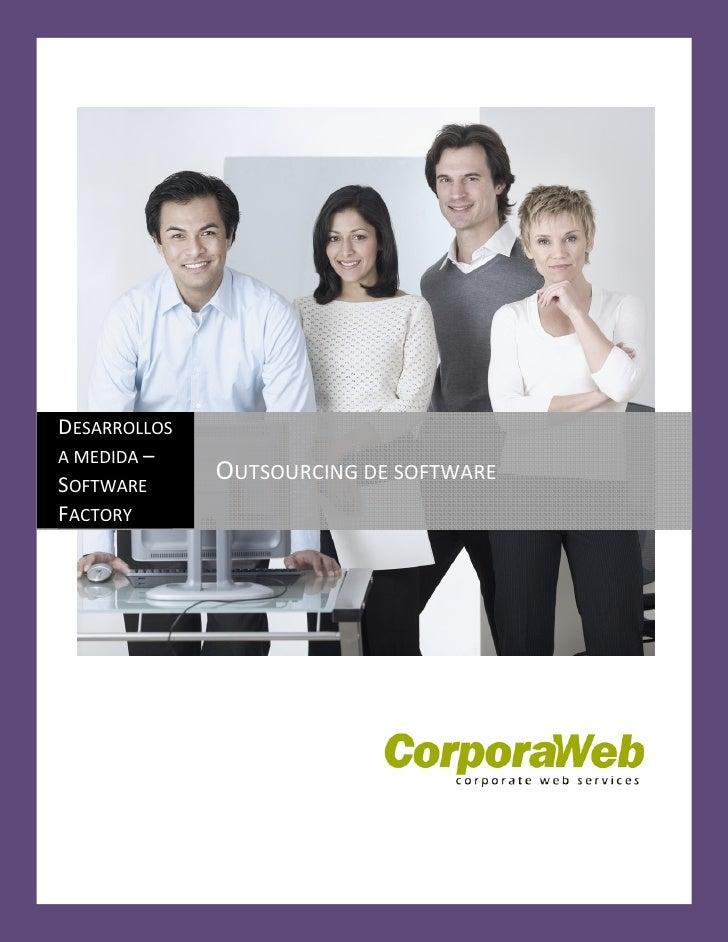 Corporaweb Outsourcing de Software