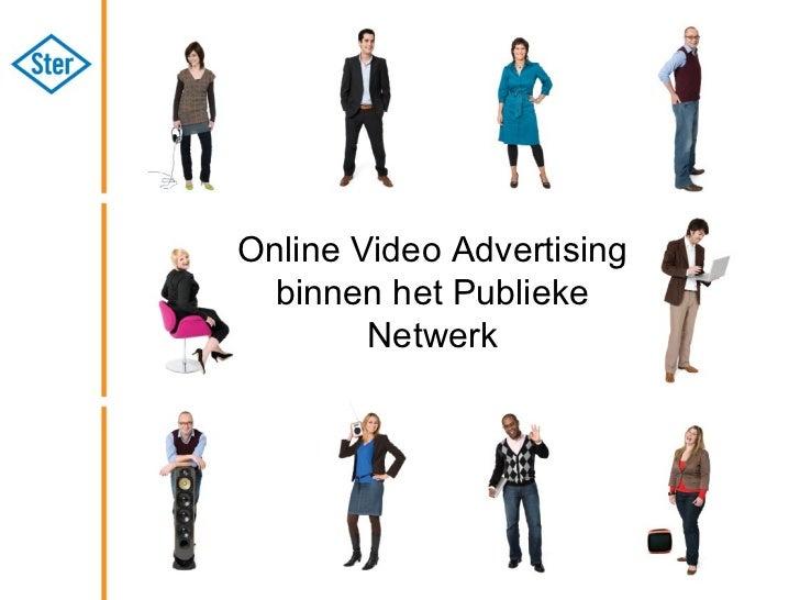 Online Video Advertising binnen het Publieke Netwerk
