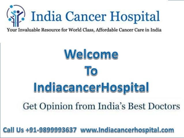 How To Get Ovarian Cancer Treatment In India