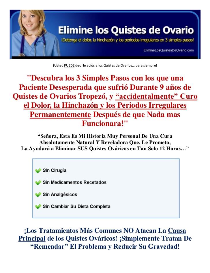 Ovarios poliquisticos tratamiento ovario poliquistico tratamiento - o�