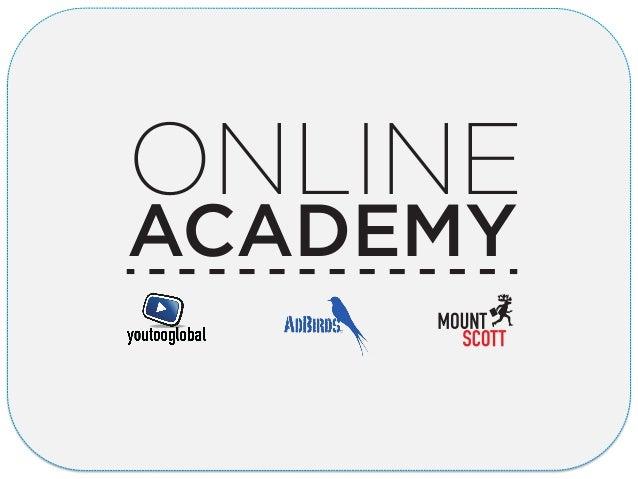 Veranderd mediagedrag &  Optimalisatie van online video content Workshop