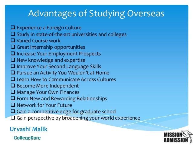studying language abroad essay