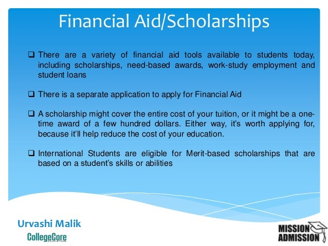 National & International Scholarships and Fellowships