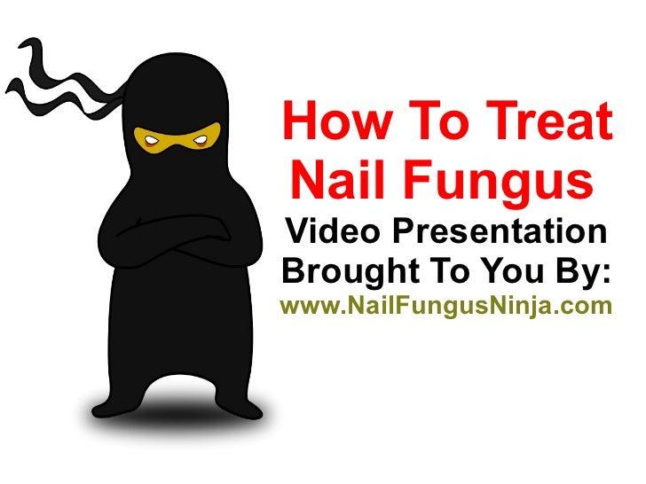 Treating Nail Fungus