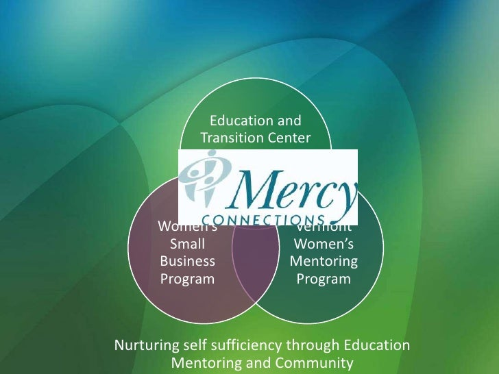 Nurturing self sufficiency through Education Mentoring and Community<br />