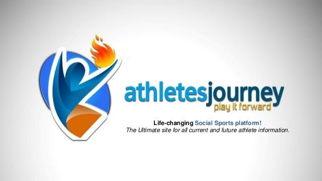 Overview athletes journey 1.1