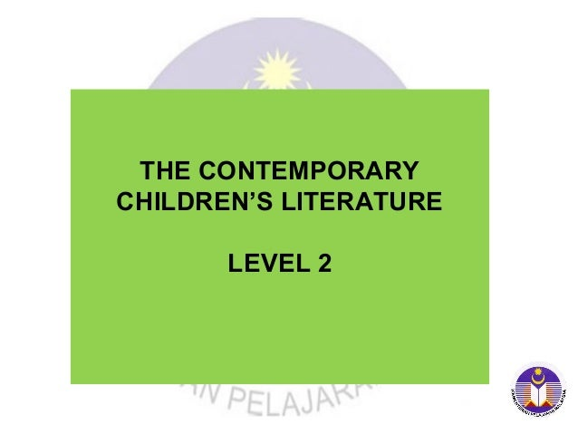 Overview of contemporary literature