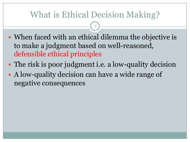 ethical decision making report Regularly report to the board on the committee's activities • annually   enhancements are needed to foster ethical decision-making by employees •  oversee.
