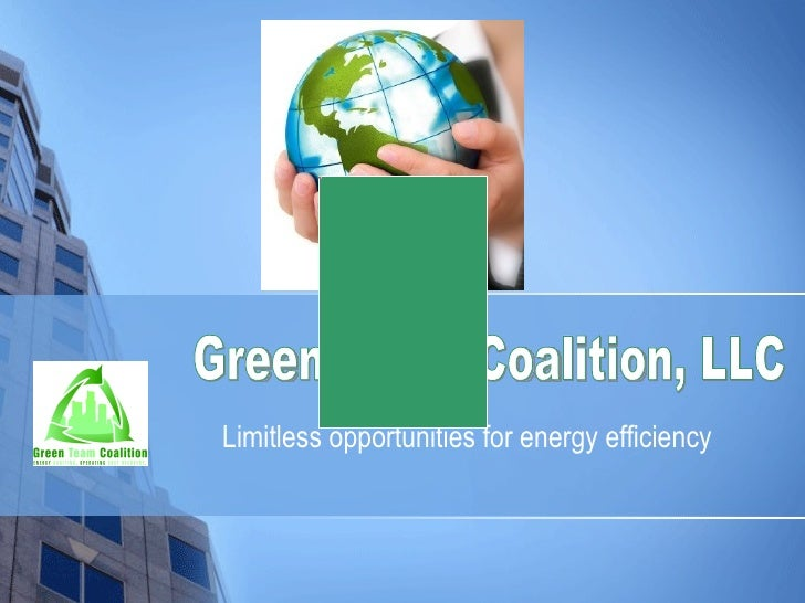 Limitless opportunities for energy efficiency