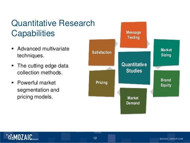 data collection quantitative research