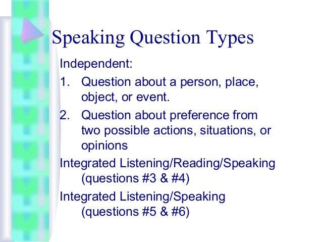 integrative question essay