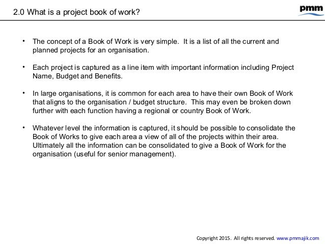 Overview of a book