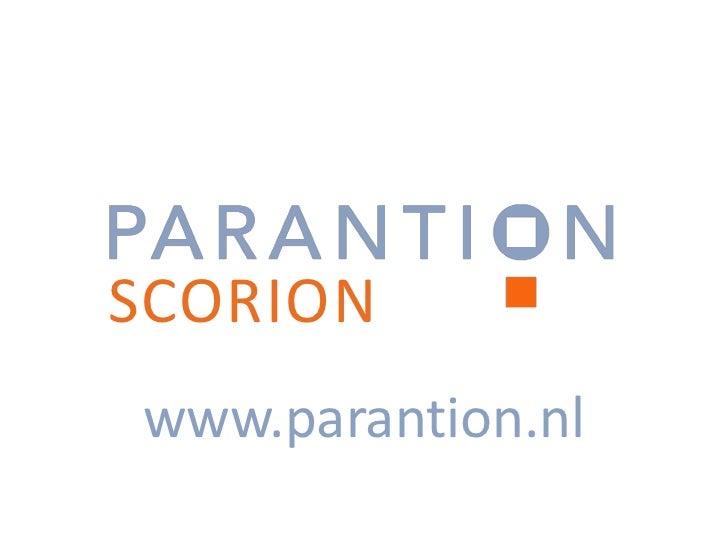 SCORIONwww.parantion.nl