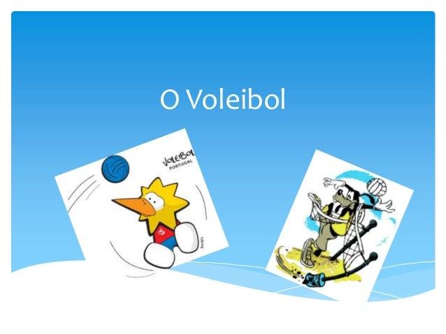 O Voleibol