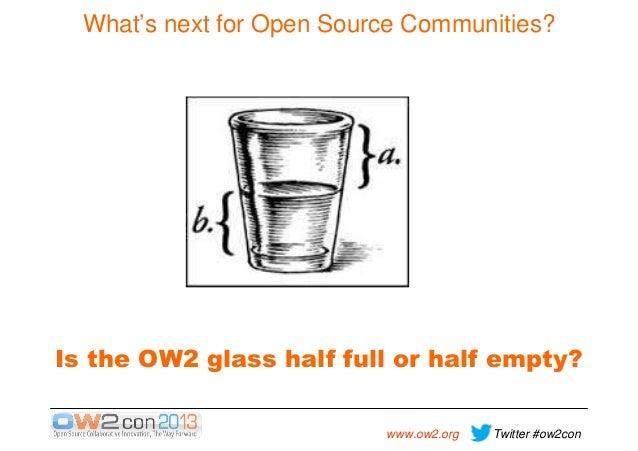 OW2Con 2013 - Welcome speech by Gabriele Ruffatti