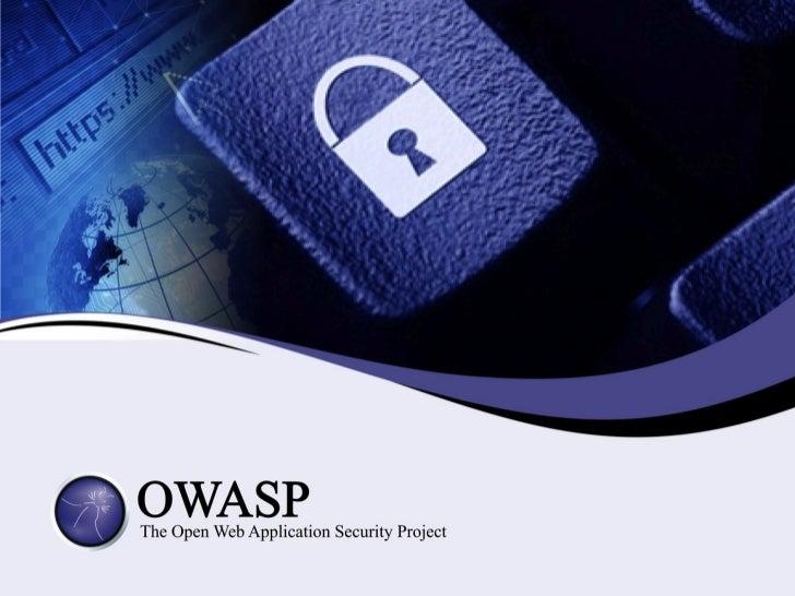 Owasp Chapter Cuiabá
