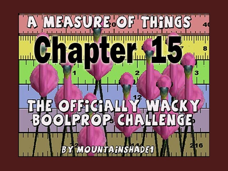 OWBC Chapter 15