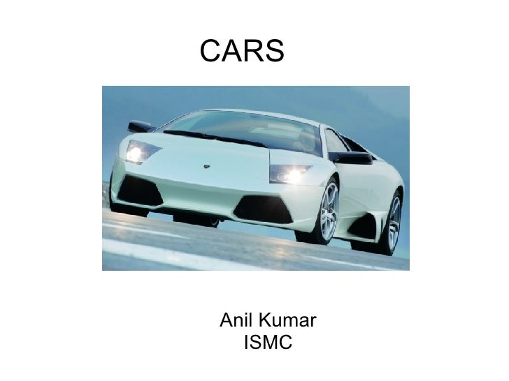 about cars