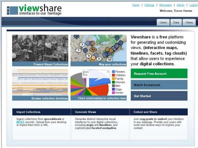 Viewshare Curategear 2013