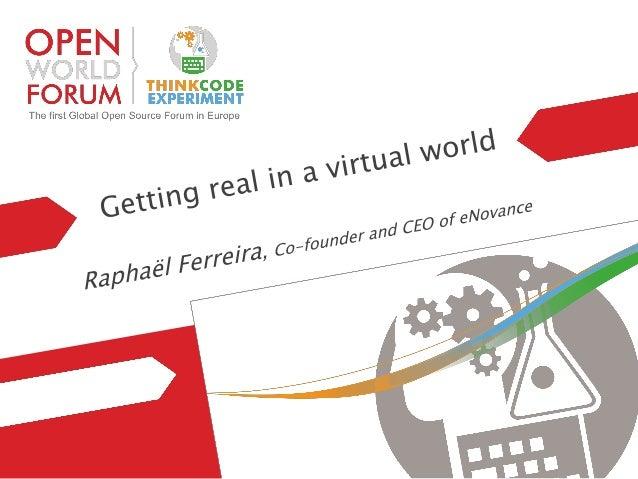 OWF13 - October 3 - Raphael Ferreira