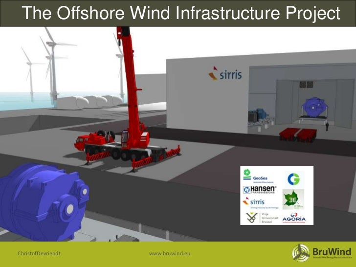 The Offshore Wind Infrastructure Project<br />