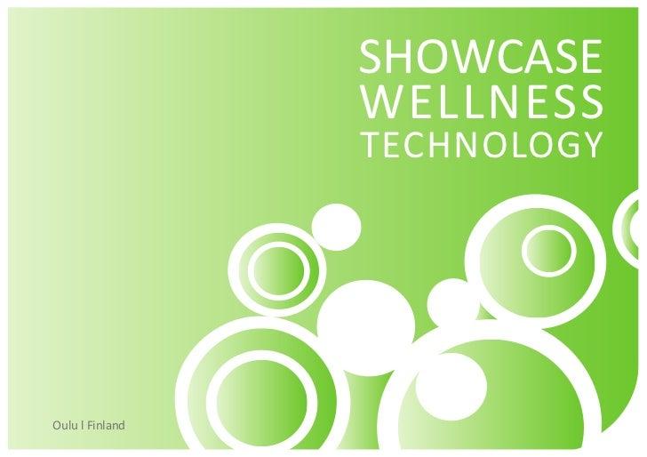 Showcase Wellness Technology Oulu Finland 2012
