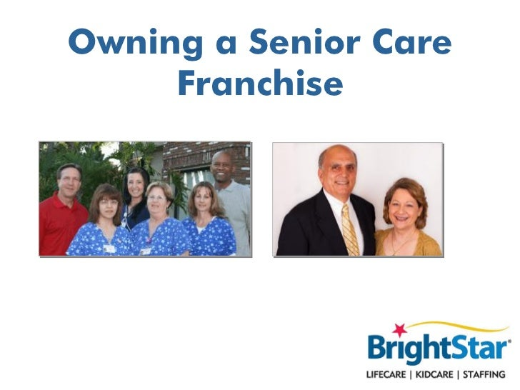 Owning a Senior Care Franchise