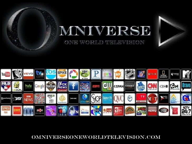 omniverseoneworldtelevision.com
