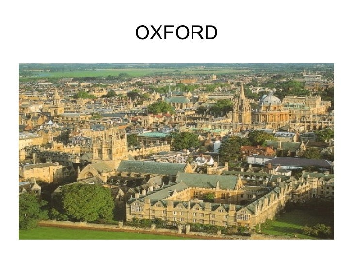 Oxford by Gabriel and Dani