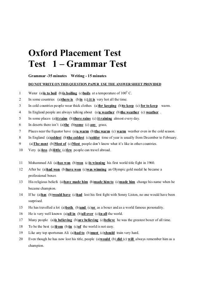 writing placement test 2 preparing for the writing placement test: student guide contents page general policies and information about the writing placement test.