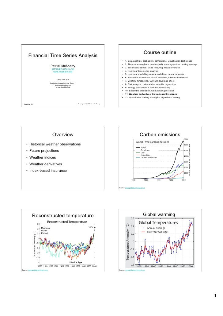 Course outline       Financial Time Series Analysis                                                                       ...