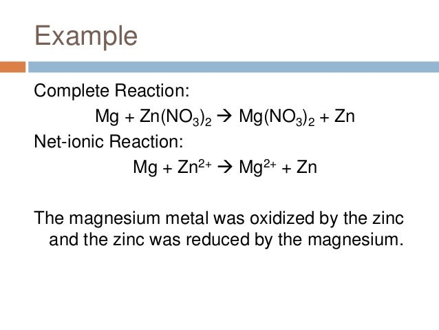 how to tell if an element is oxidized or reduced