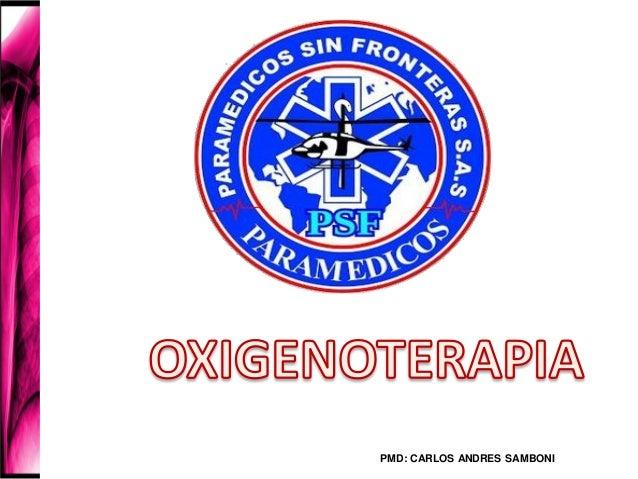 Oxigenoterapia psf