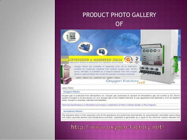 PRODUCT PHOTO GALLERY         OF