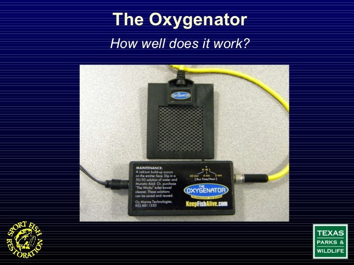 The Oxygenator, how effective is it?