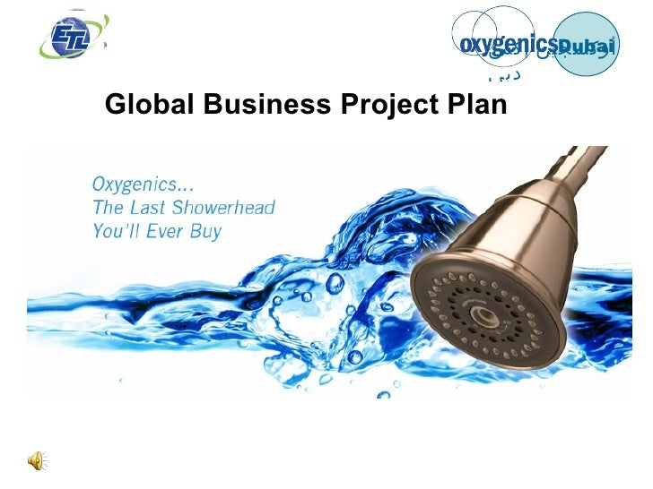 Global Business Project Plan