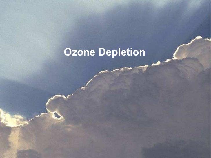 Sec 2 NA Ozone Depletion