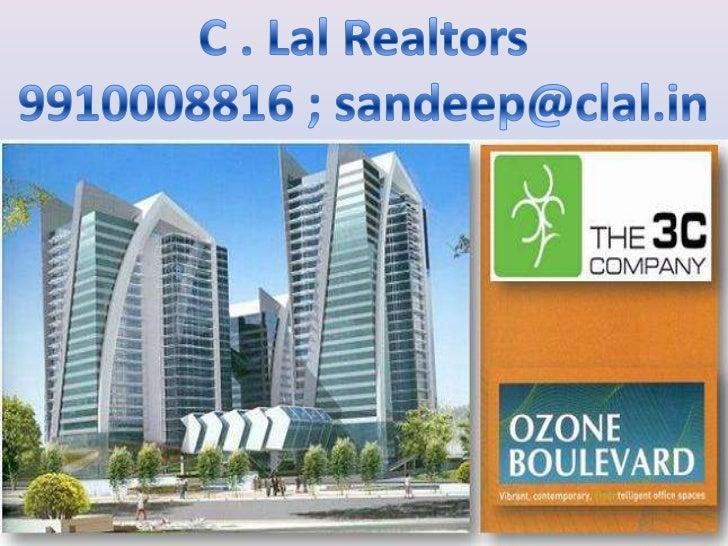 C . Lal Realtors <br />9910008816 ; sandeep@clal.in<br />