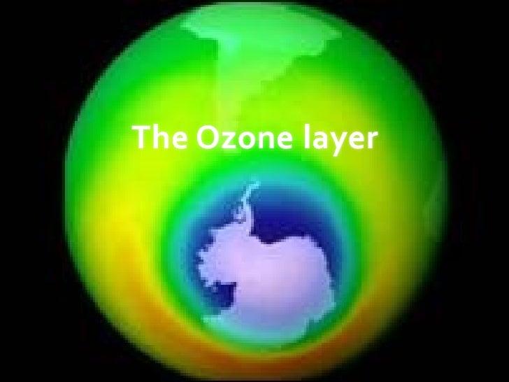 Ozone DepletionOzone Depletion