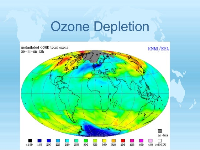 ozone layer depletion tamil