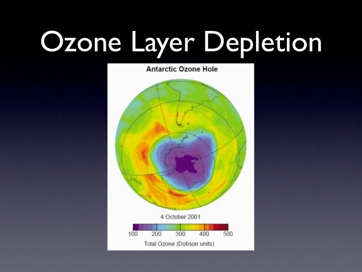 Ozone layer and its depletion pdf