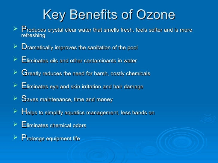Benefits Of Ozone Treatment For Hair