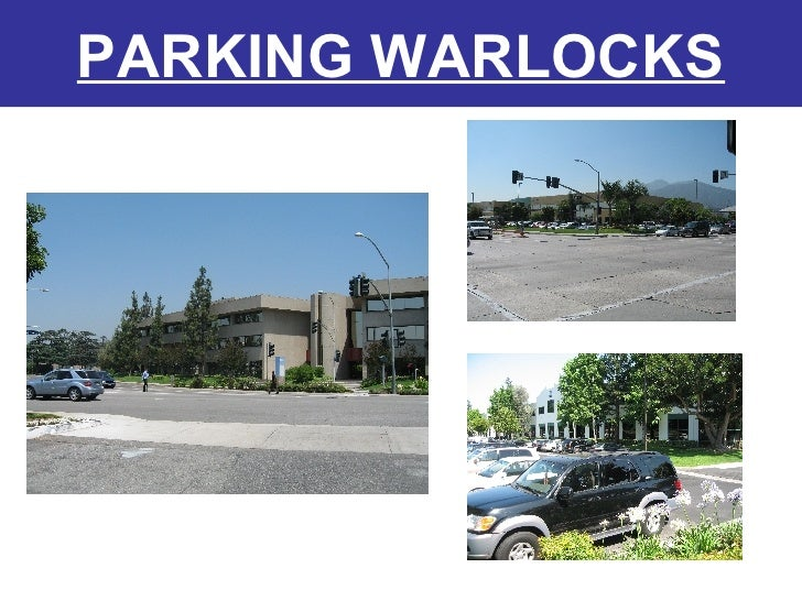 PARKING WARLOCKS